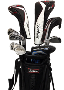 Titleist Rental Club