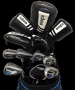 Adams Idea Senior Flex Golf Club Rentals