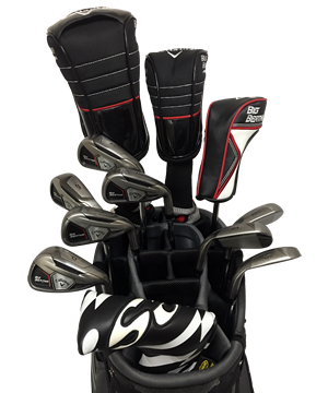 Callaway Big Bertha V Series Golf Club Rentals