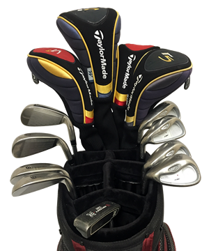 TaylorMade R5 Ladies Left Handed Golf Club Rentals