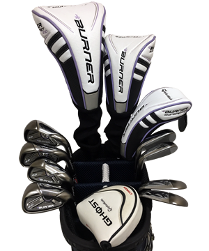TaylorMade Burner 2.0 Ladies Golf Club Rentals