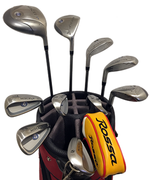 TaylorMade Miscela Ladies Golf Club Rentals