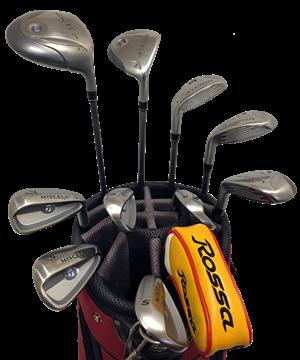 TaylorMade Miscela Ladies Golf Club Rentals