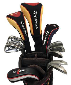 TaylorMade R7 Ladies Golf Club Rentals