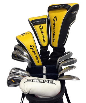TaylorMade RocketBallz Ladies Golf Club Rentals