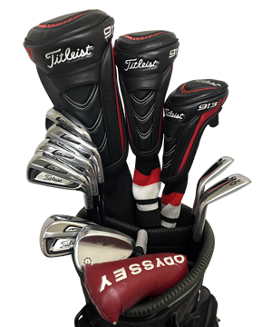 Titleist 913 AP2 Golf Club Rentals