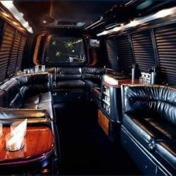 15 Passenger Limo Party Shuttle