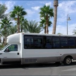 Transportation Shuttles - Forward Facing Exterior 2