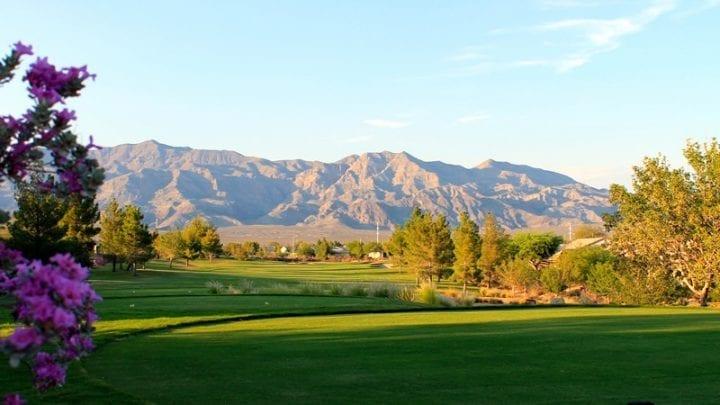 Aliante Golf Club - Hole 5