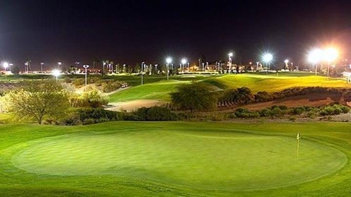 Angel Park Golf Club Cloud Nine 1