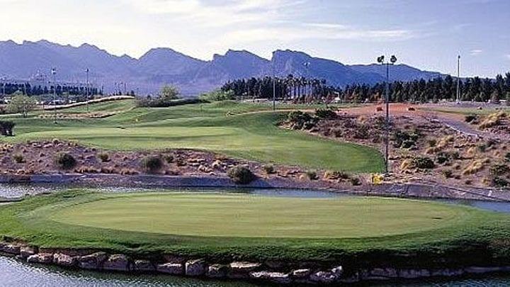 Angel Park Golf Club Cloud Nine 2