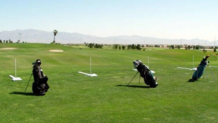 Angel Park Golf Club Cloud Nine 6