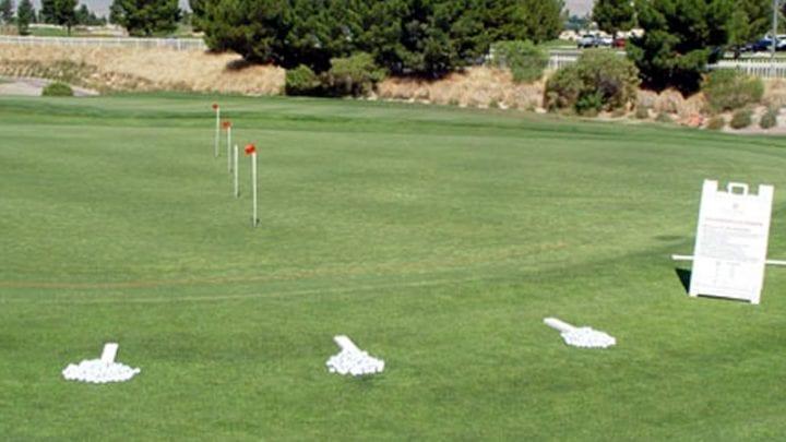 Angel Park Golf Club Cloud Nine 7