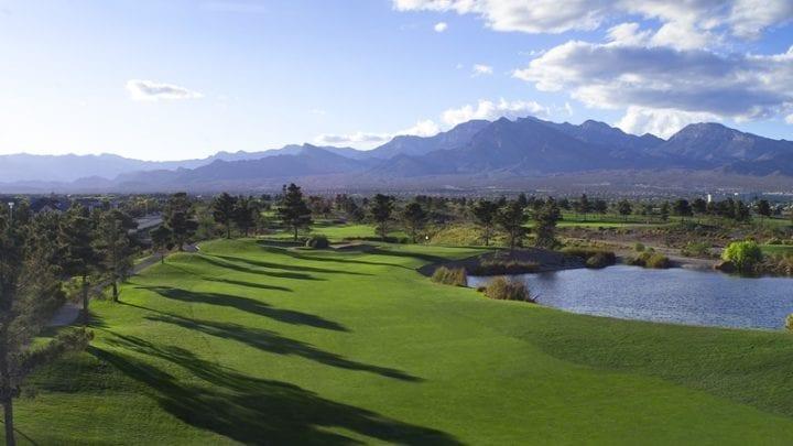 Angel Park Golf Club Mountain 1