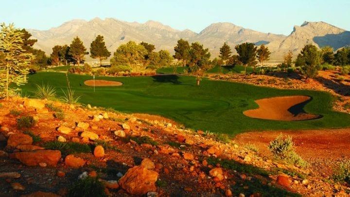 Angel Park Golf Club Mountain 5