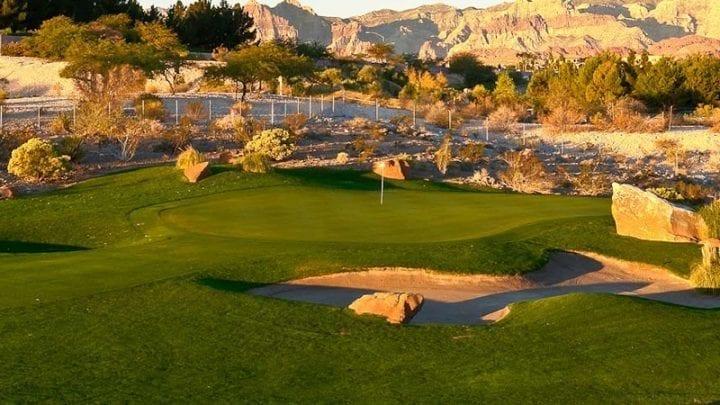 Angel Park Golf Club Palm Course 3