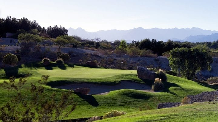 Angel Park Golf Club Palm Course 4