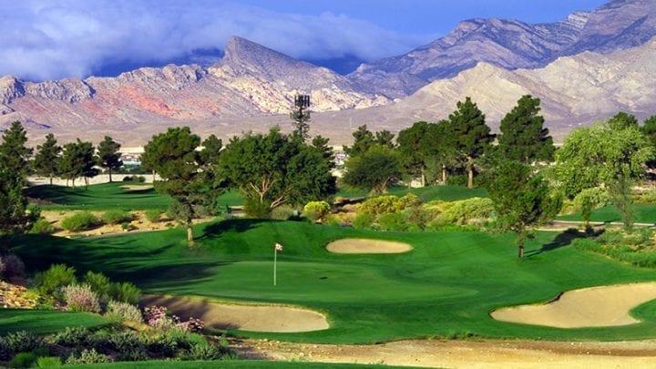 Angel Park Golf Club Palm Course 5