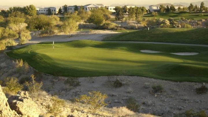 Badlands Golf Course 1