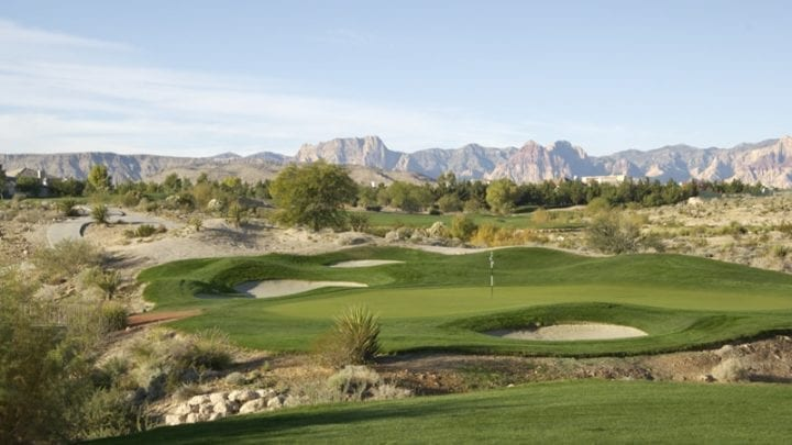 Badlands Golf Course 2