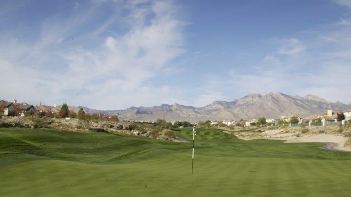 Badlands Golf Course 5