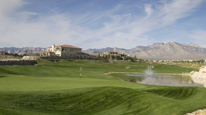 Badlands Golf Course 6