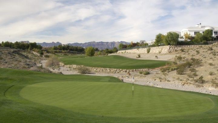 Badlands Golf Course 7