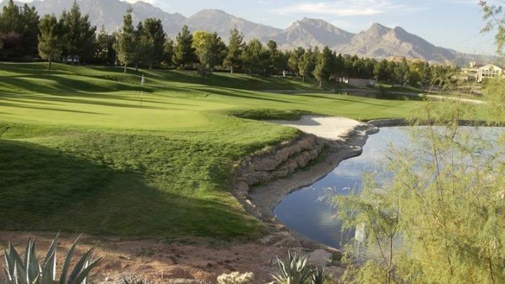 Badlands Golf Course 8
