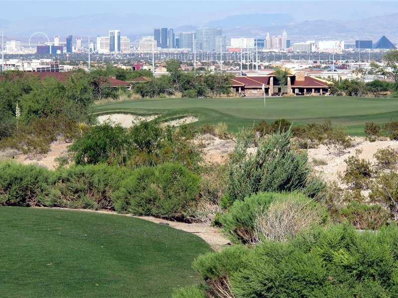 Bear's Best Golf Club - Las Vegas - VIP Golf Services