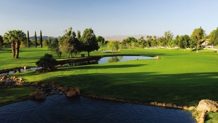 Boulder City Golf Club 4