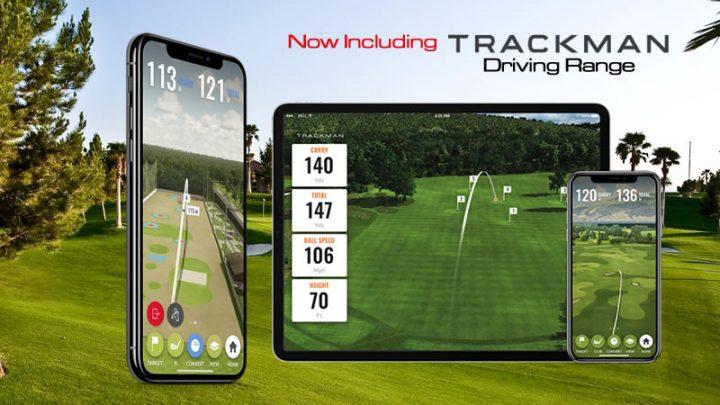 Chimera Golf Course TrackMan Range 2