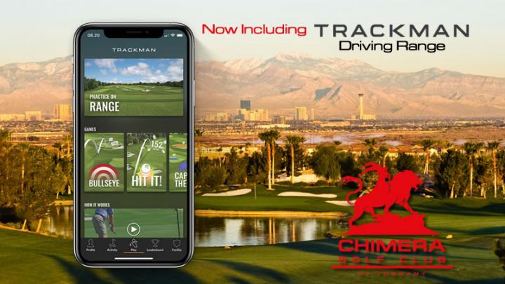 Chimera Golf Course - TrackMan Range