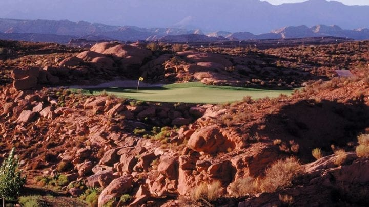 Coral Canyon Golf Course 1