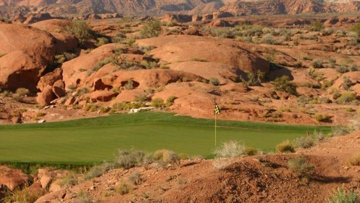 Coral Canyon Golf Course 2