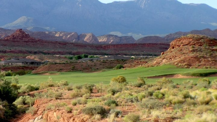 Coral Canyon Golf Course 3