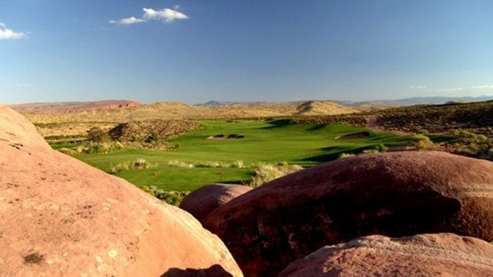 Coral Canyon Golf Course 4