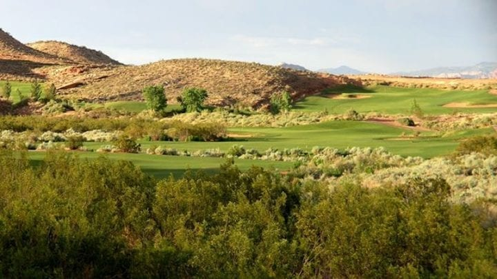 Coral Canyon Golf Course 5