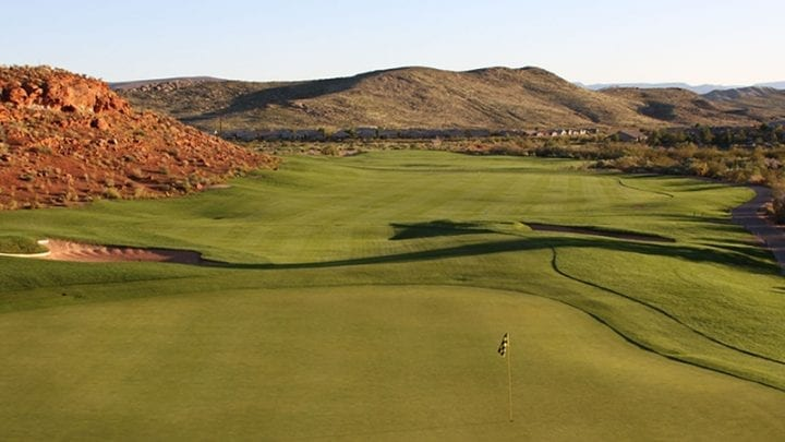 Coral Canyon Golf Course 6