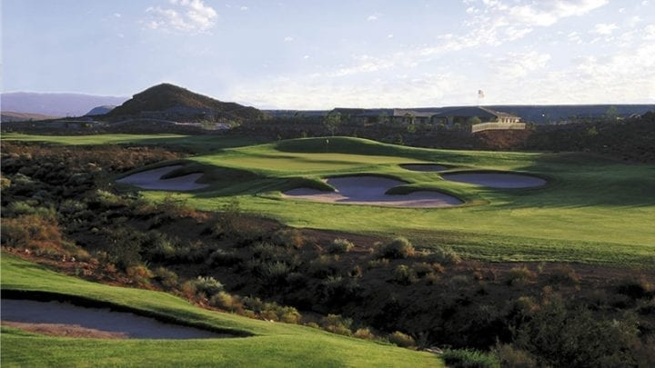 Coral Canyon Golf Course 7