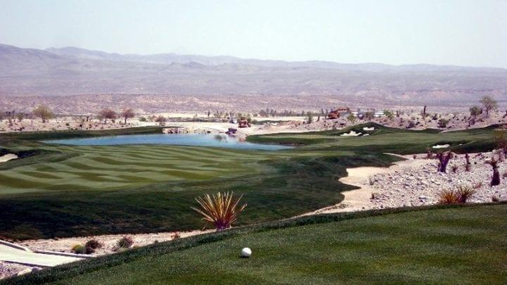 Coyote Springs Golf Club 1