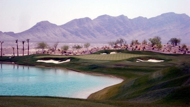 Coyote Springs Golf Club 2