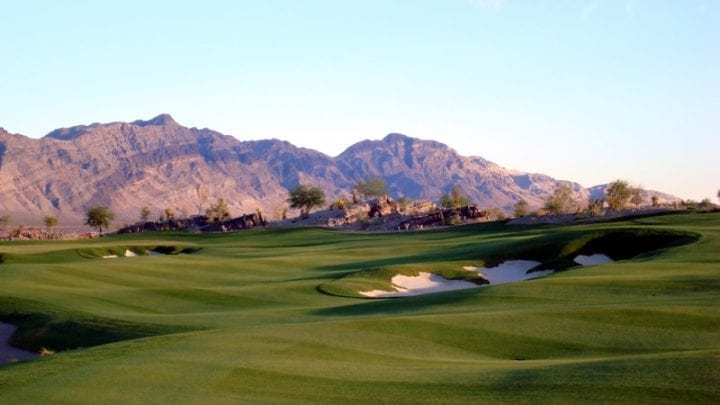 Coyote Springs Golf Club 3