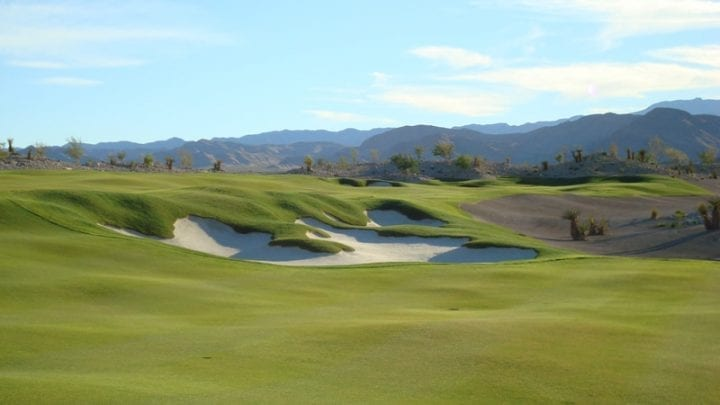 Coyote Springs Golf Club 4