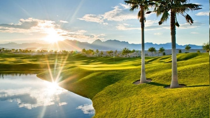 Coyote Springs Golf Club 6
