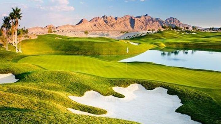 Coyote Springs Golf Club 7
