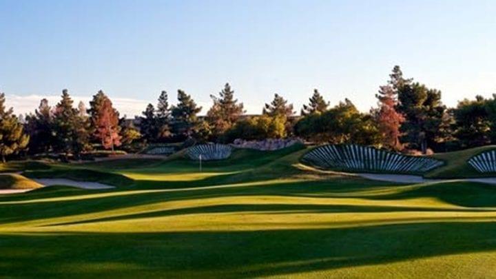 Desert Pines Golf Club 10