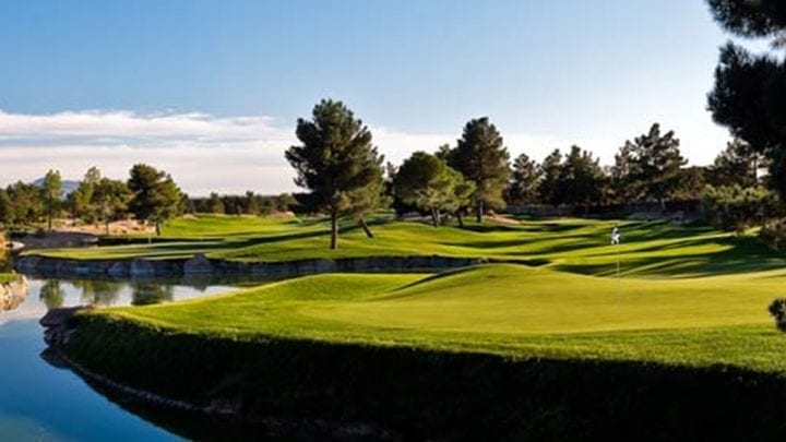 Desert Pines Golf Club 4