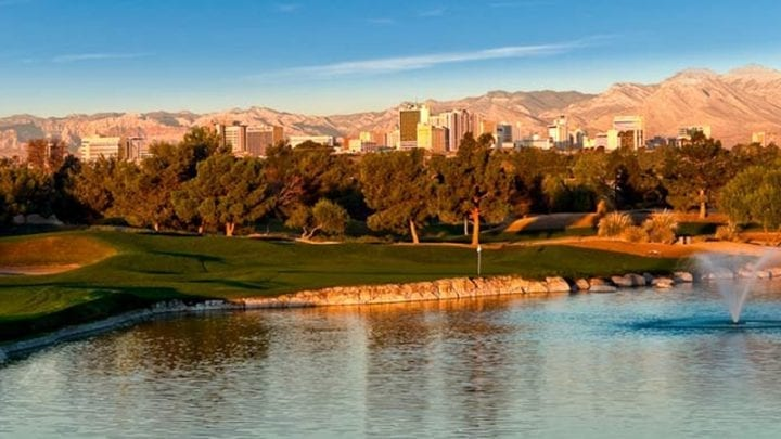 Desert Pines Golf Club 8