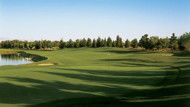 Desert Pines Golf Club 9