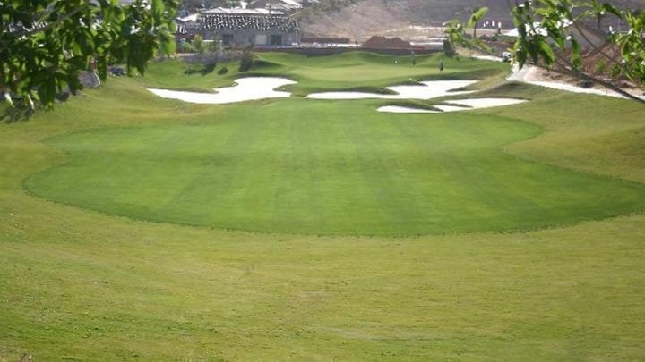 Falcon Ridge Golf Course 12